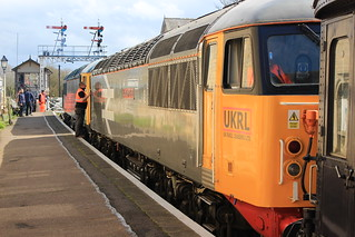 Nene Valley Diesel Gala 9th April 2016 | by Railwide