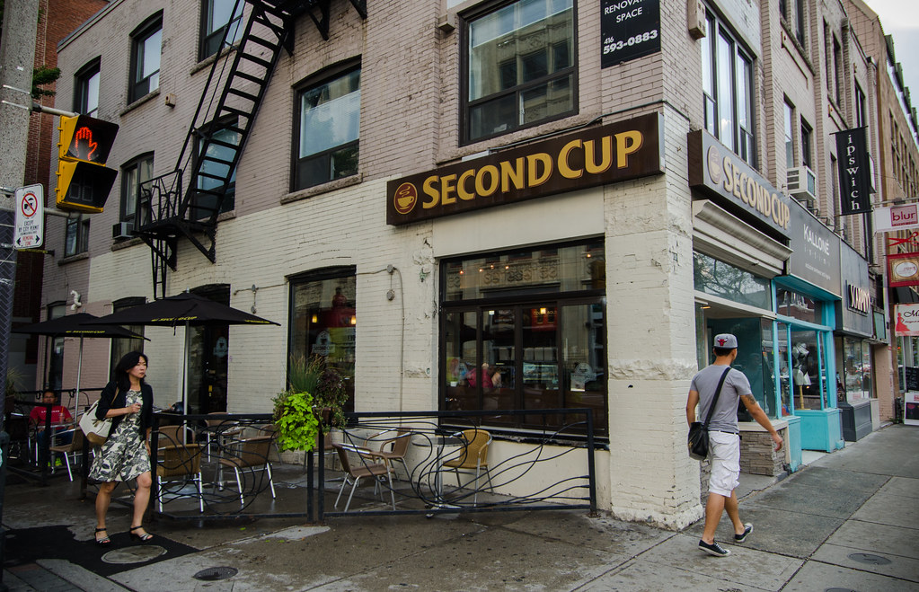 Image result for second cup toronto