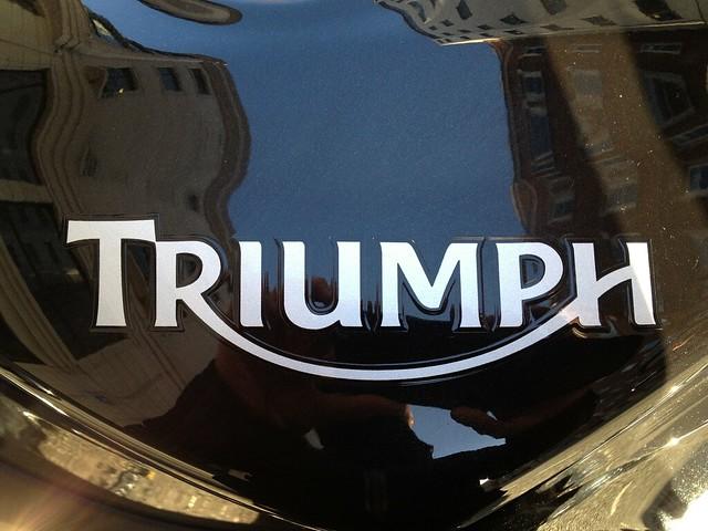Chris' Triumph Sprint GT