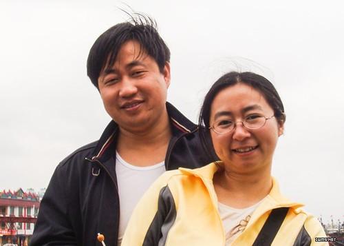 谢阳妻子致中国律师的声明
