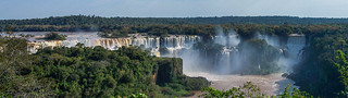 Falls do Iguacu panorama [Explore 6 January 2016] | by sudweeks1