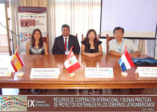 IX SEMINARIO INTERNACIONAL ICA 2016 - 27/01