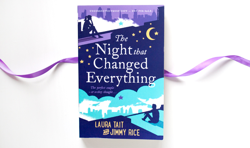 Book Review: The Night that Changed Everything | awaywithkatie.com