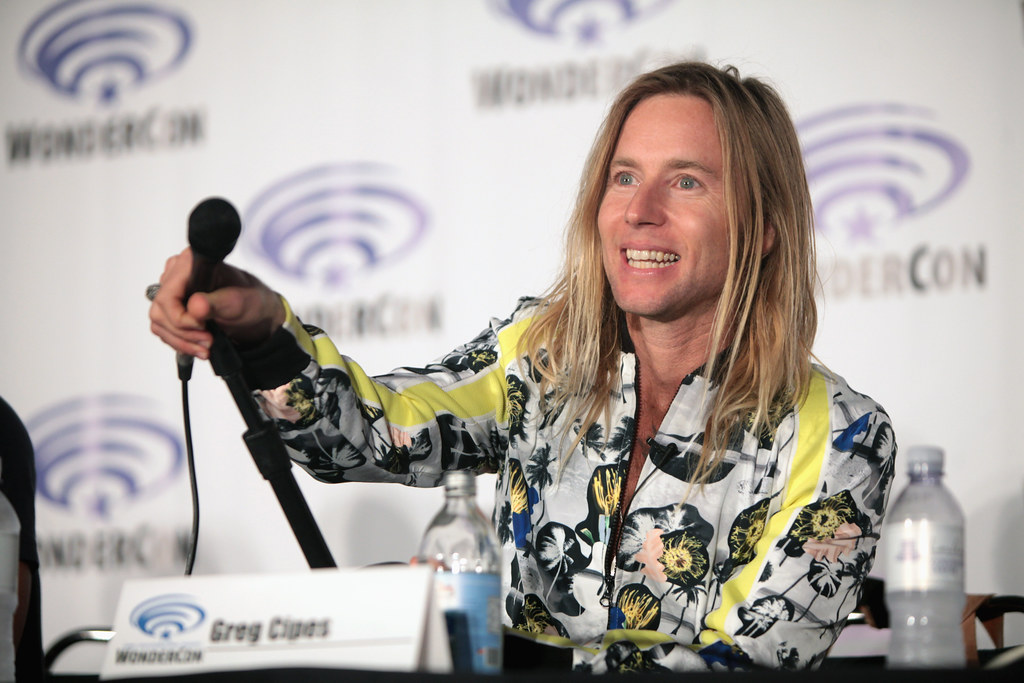 greg cipes the middle
