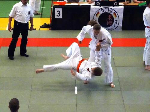 Jiu Jiutsu, German Championships
