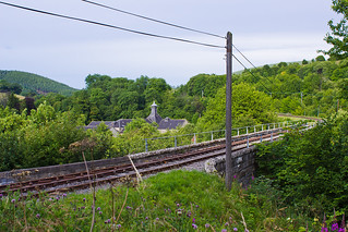 Dufftown scenic railway and the decommissioned Parkmore Distillery | by Vitamin-K