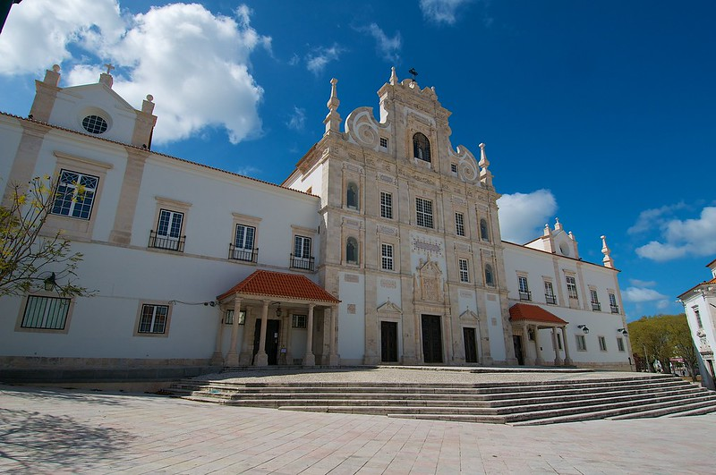 Cathedral and Diocesan Museum in Santarém, PORTUGAL