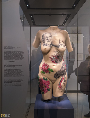 12 Tattoo Exhibit at Royal Ontario Museum 38 | by Eva Blue