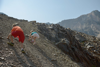 Steepest way is best | by Trail Image