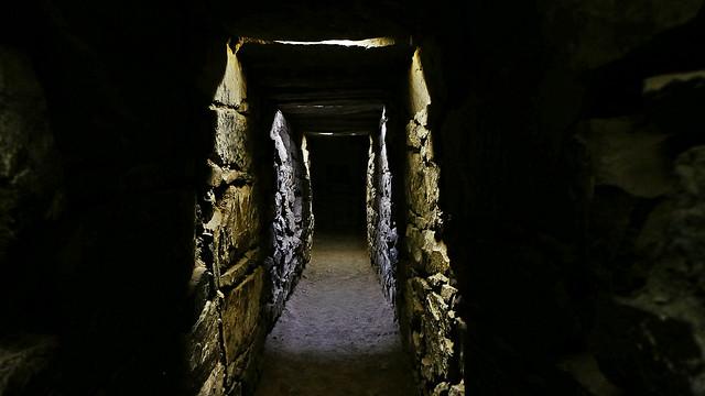Pasillos de Chavin de Huantar