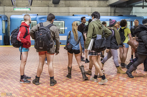 no pants subway ride montreal 2016 - 77 | by Eva Blue