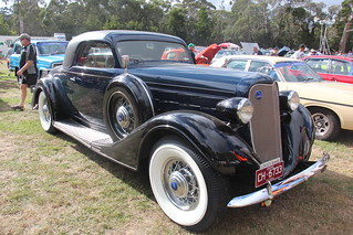 1934 Lincoln Model Kb Coupe The Lincoln Motor Company