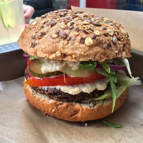 Chwast Burger | by Rachel Cotterill