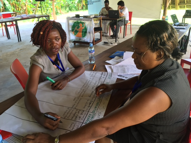 2016-4-19~21 Africa: IDWF / FES Capacity Building Workshop for Migrant Domestic Workers