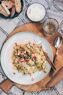 Quinoa and vegetables salad | by Ivana Rosario ·