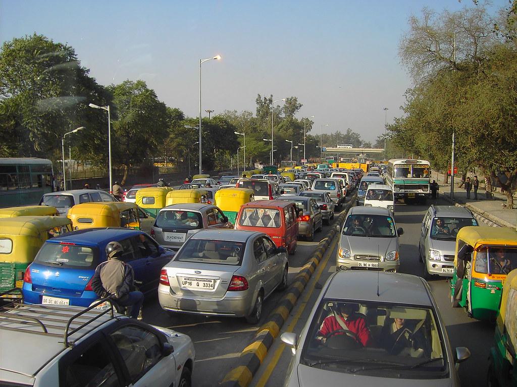 Image result for New delhi car