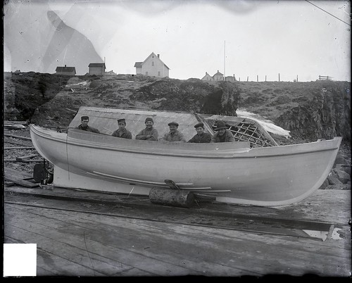 St George Men Boat | by The U.S. National Archives