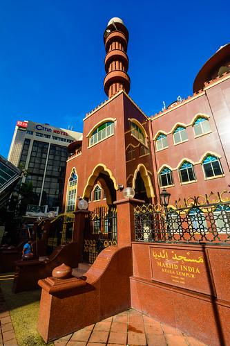 Indian Mosque of Kuala Lumpur