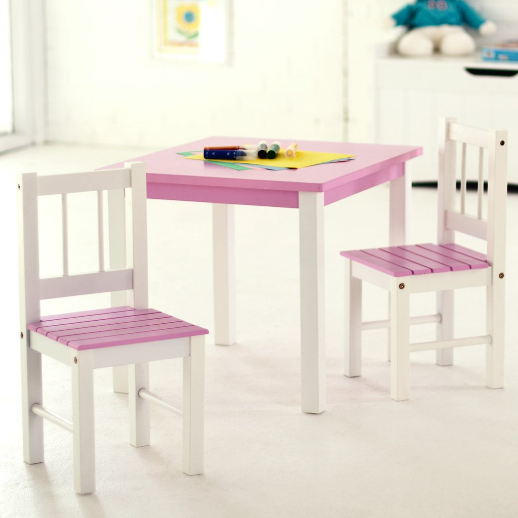 ... Childrens Round Table And Chair Set | By Brandon.rasnick