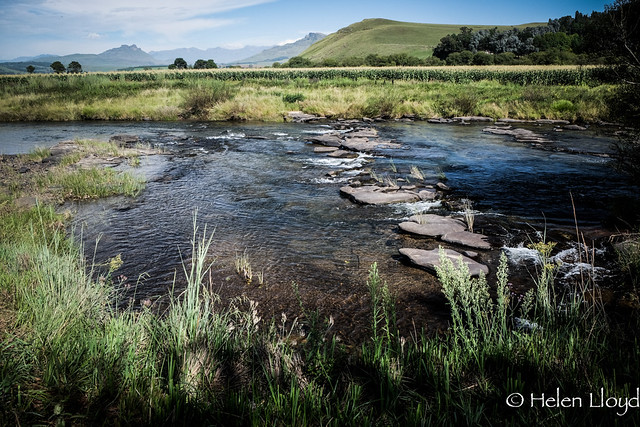 Drakensberg and Battlefields