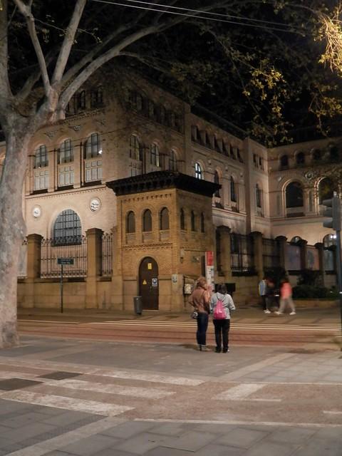 En el Centro de Aragón