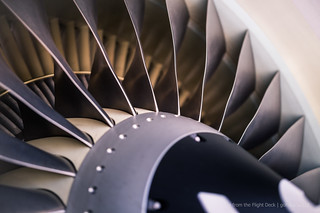 CFM56-7B Boeing 737 Engine | by gc232