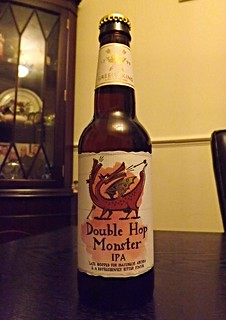Greene King, Double Hop Monster IPA, England