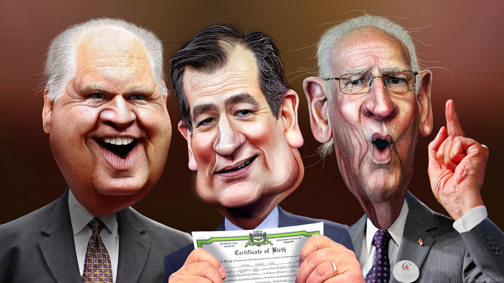 Ted Cruz Has Impassioned Supporters Rush Limbaugh Defends Flickr