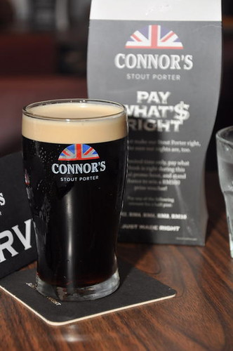 Connor's Stout Porter 27 | by sidneygan