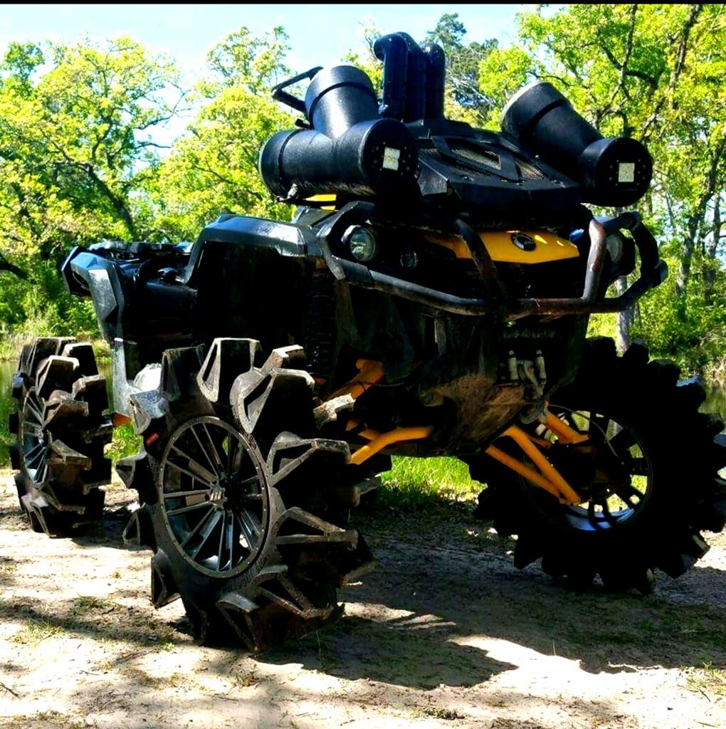 Colby S Xmr Catvos Lift Juggernaut Tires Www Catvos Net Flickr