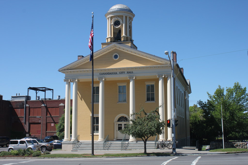 Sales tax was crucial for city of Canandaigua