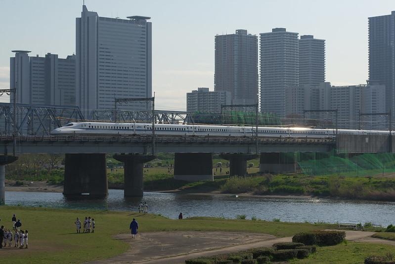 Tokyo Train Story 東海道新幹線 2016年3月26日