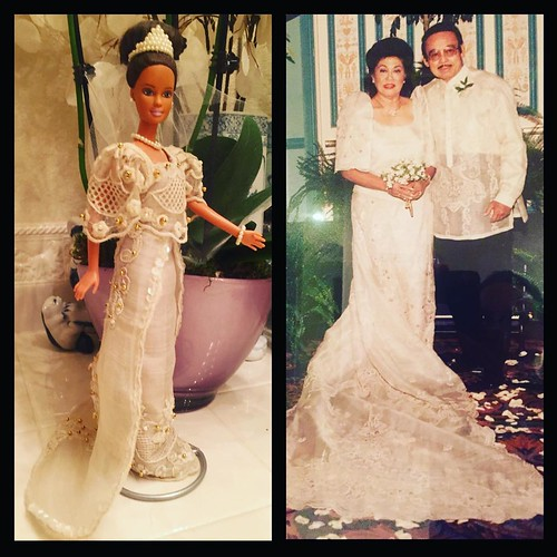 Pina Wedding Gown: TBT: My Custom Designed Filipino Wedding Gown And Men's Sh