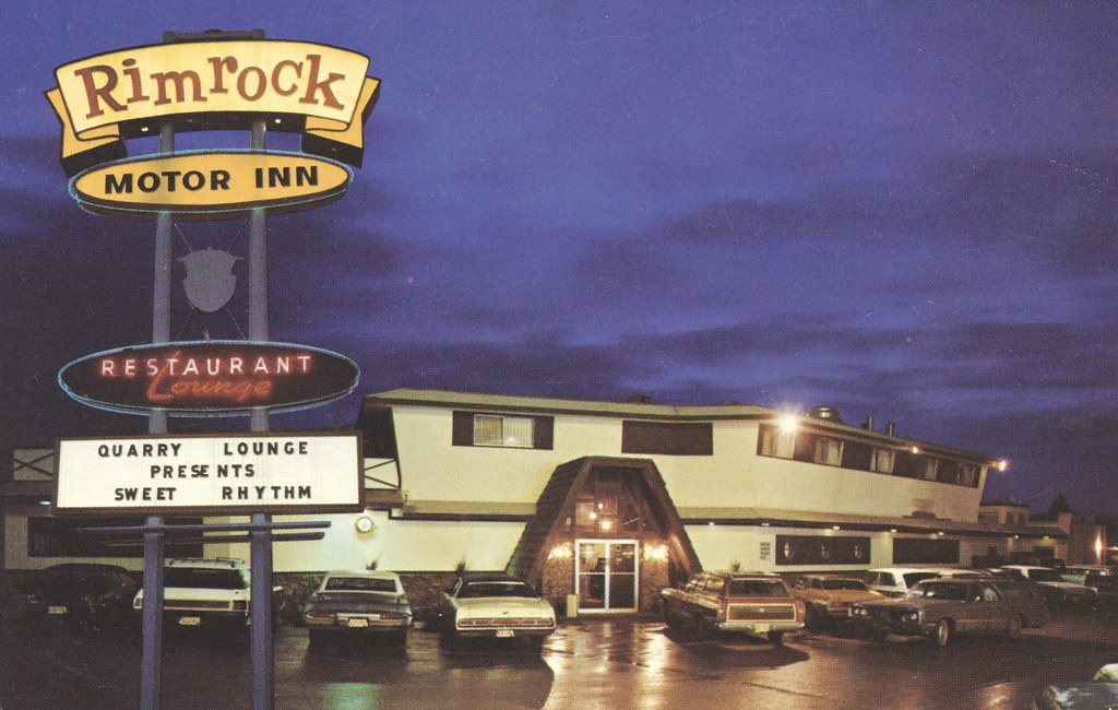 Rimrock Motor Inn - Farmington, New Mexico