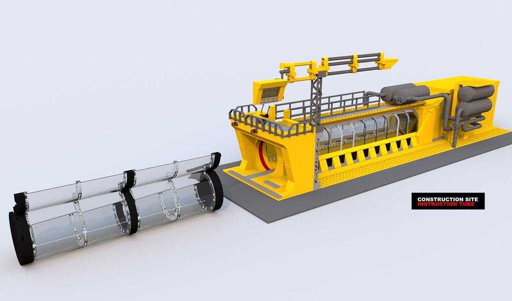Lego Movie Construction Site Instruction Tube Xon67 Flickr