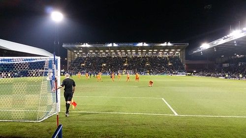Portsmouth v Ipswich Town, Fratton Park, Emirates FA Cup 3rd Round Reply, Tuesday 19th January 2016 | by CDay86