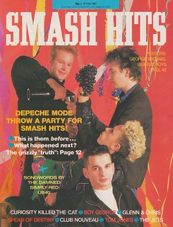 Smash Hits, May 6, 1987 – p.01
