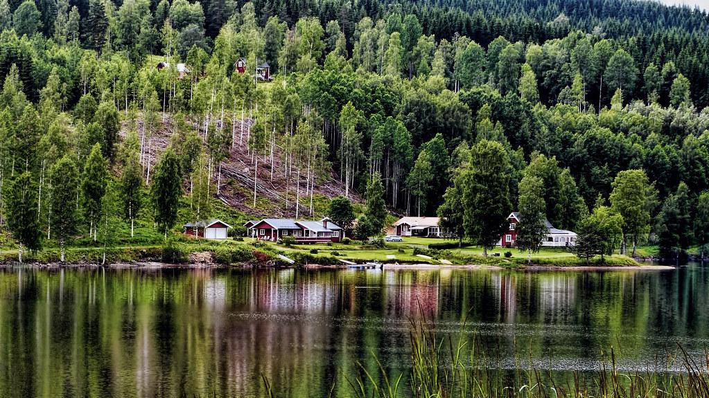 Värmland lakes