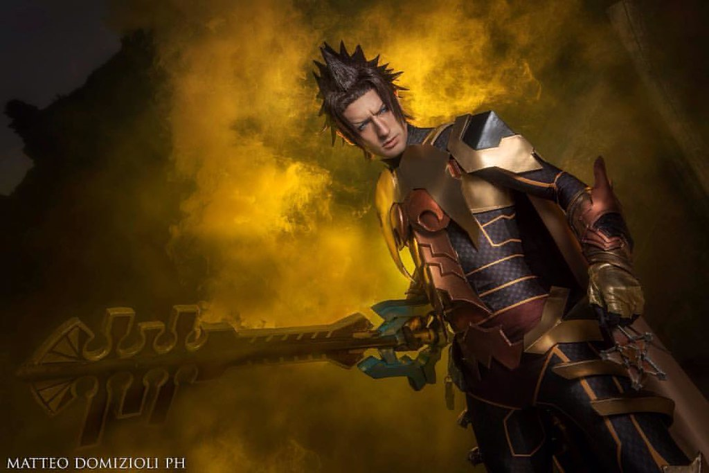 Darkness Everywhere Terra Kingdom Hearts Birth By Flickr