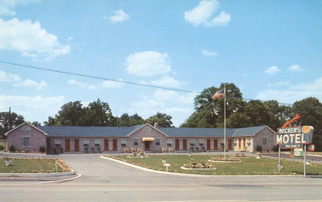 Becker's Motel - Hellam, Pennsylvania
