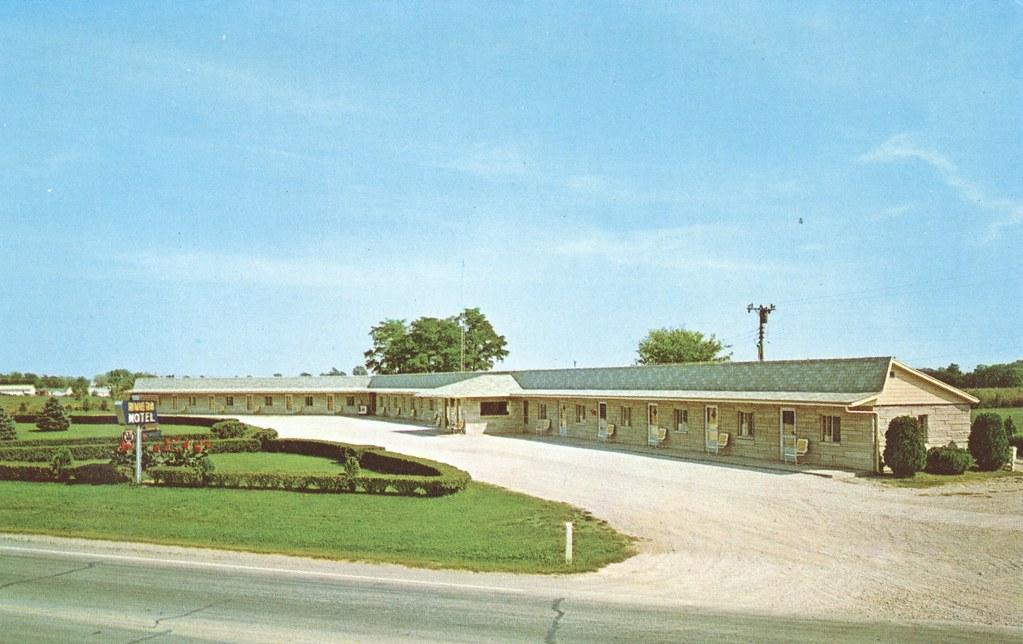 Riviera Motel - Crawfordsville, Indiana