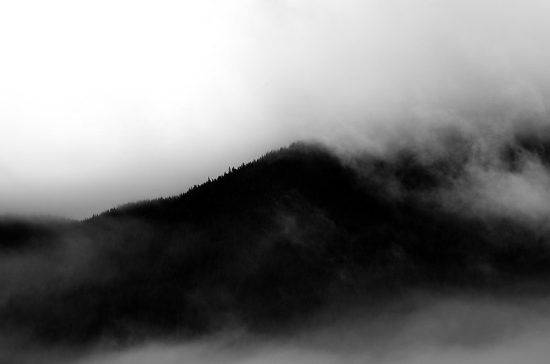 Fog, Clouds and Mountains