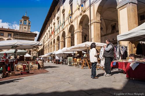 Mercato dell 39 antiquariato guglielmo d 39 arezzo flickr for Arezzo antiquariato