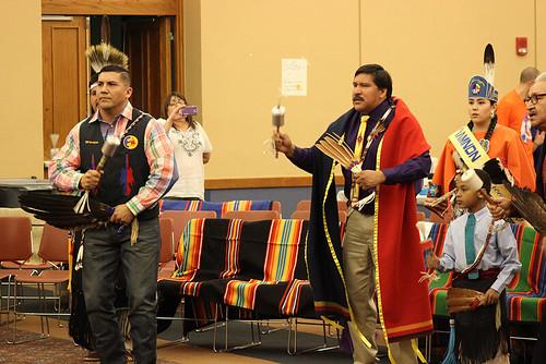 NASA Scholarship Powwow | Members of Native American ...