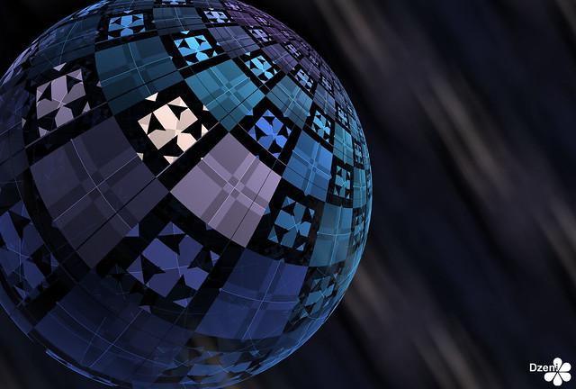 Grunge Sphere