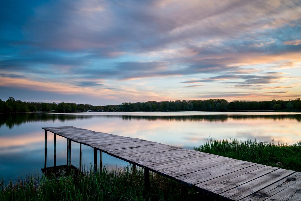 Sulianske jazero, Slovakia