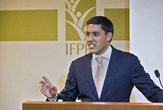 Rajiv Shah at the 25th Annual Martin J. Forman Memorial Lecture | by IFPRI