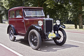 Morris Fabric Minor Saloon 1929 (1749) | by Le Photiste