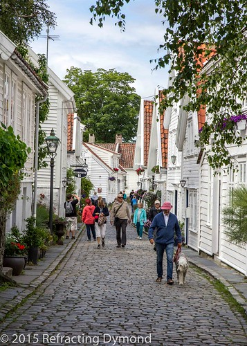 Streets of Stavanger | by refractingdymond