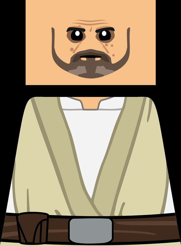 Lego luke skywalker decal by b design